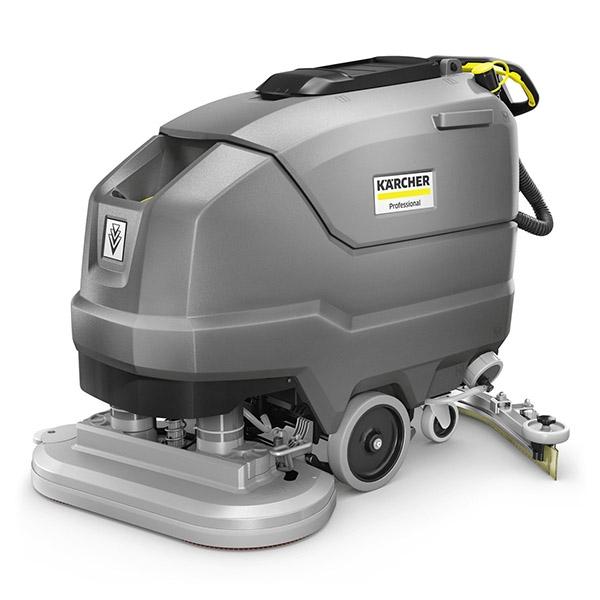 全自动洗地机的清洗小诀窍