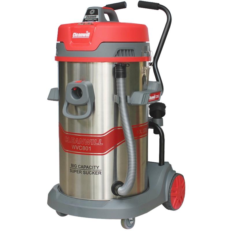WVC601/801吸尘吸水机