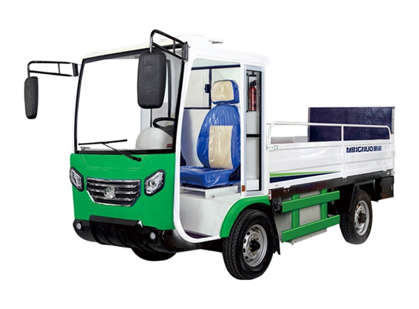 垃圾分类运输H82八桶车不带棚