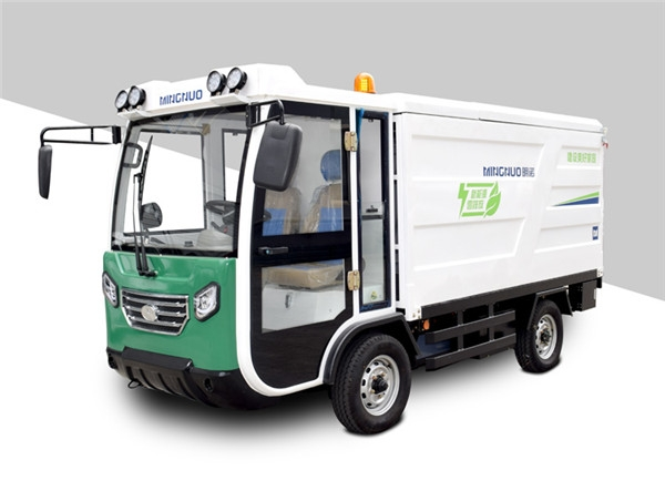 垃圾分类运输H82D八桶车