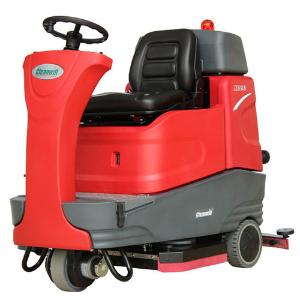 XD80驾驶式洗地机