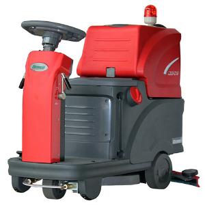 XD60小型驾驶式洗地机