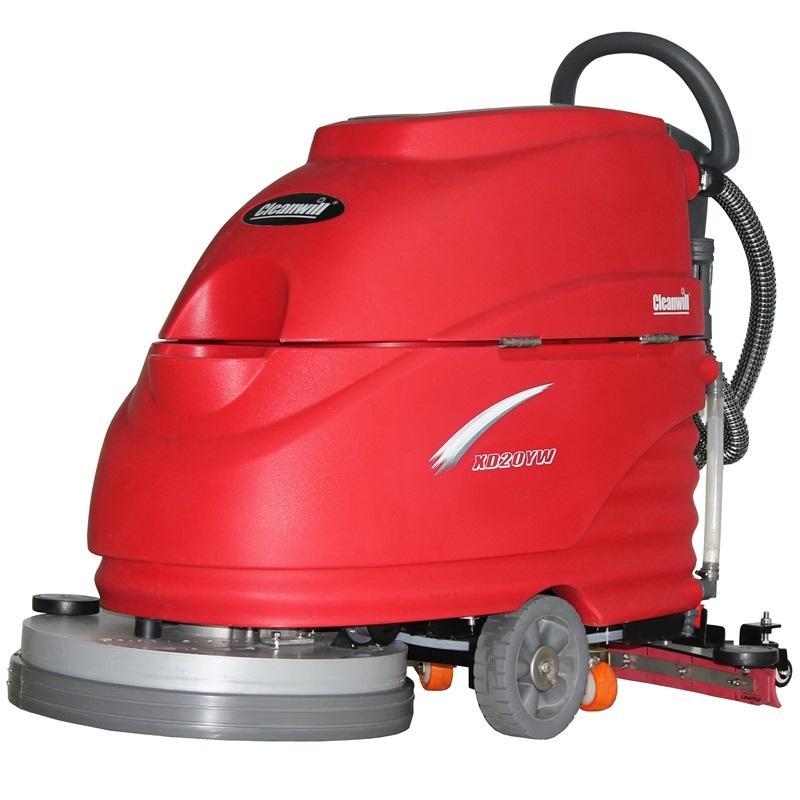 XD20YW自动手推式洗地机