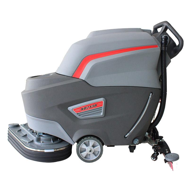 XD213A全自动双刷洗地机