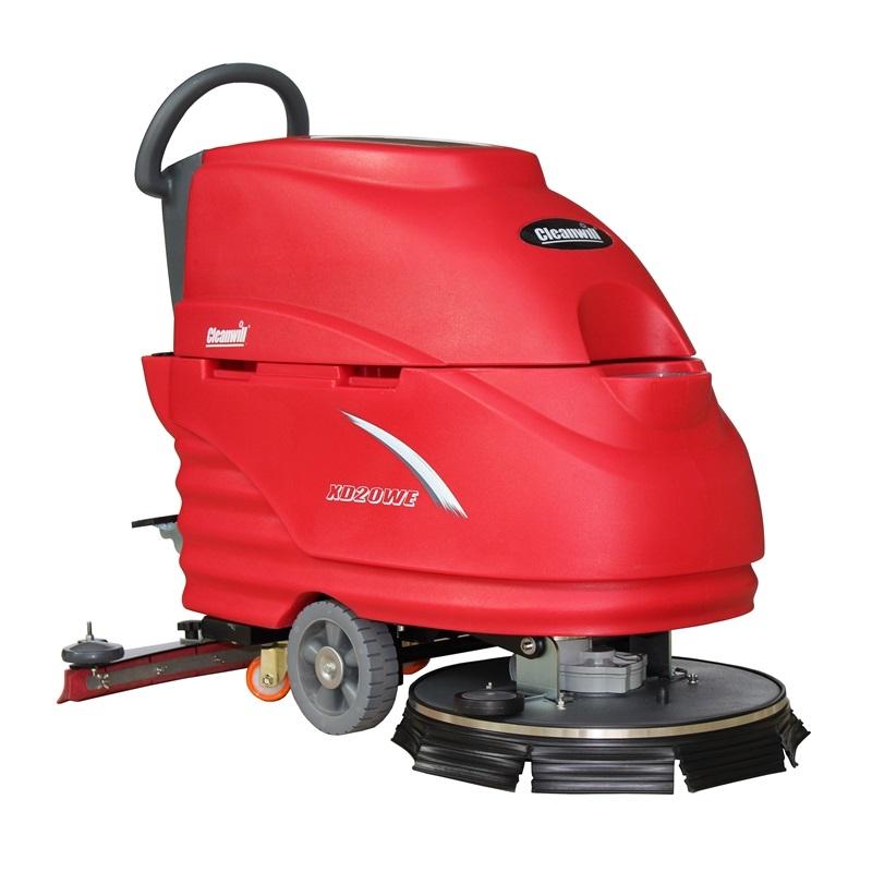 XD20WE手推式自动洗地机
